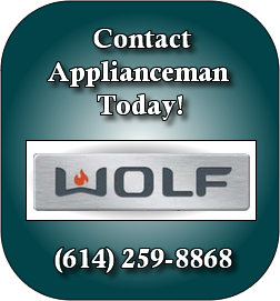 Wolf Oven Appliance Repair in Columbus Ohio