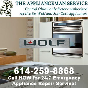 Wolf L Series Oven Repair in Columbus Ohio