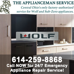 Wolf M Series Oven Repair in Columbus Ohio