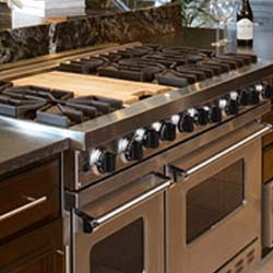 Kitchen Oven and range repair by the Appliance Man
