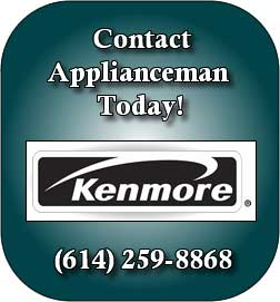 Contact Applianceman Service for Kenmore Appliance Repair