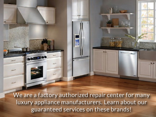 High End Appliance Repair In Columbus Ohio 614 259 8868