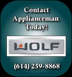 Wolf Oven Appliance Repair in Columbus Ohio