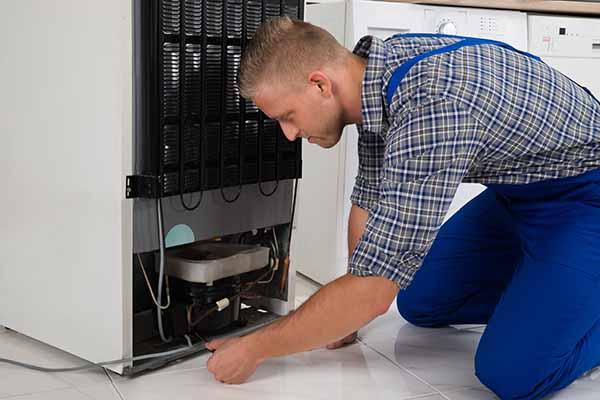 Refrigerator repair in Columbus, Ohio