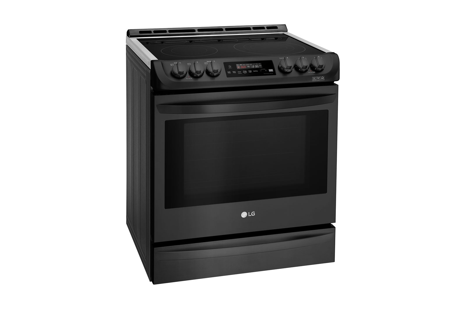 LG stove