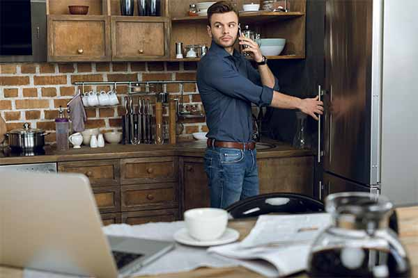 Call the The Applianceman for refrigerator repair in Columbus, Ohio.